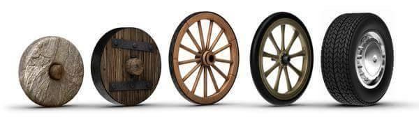Hjulets evolution